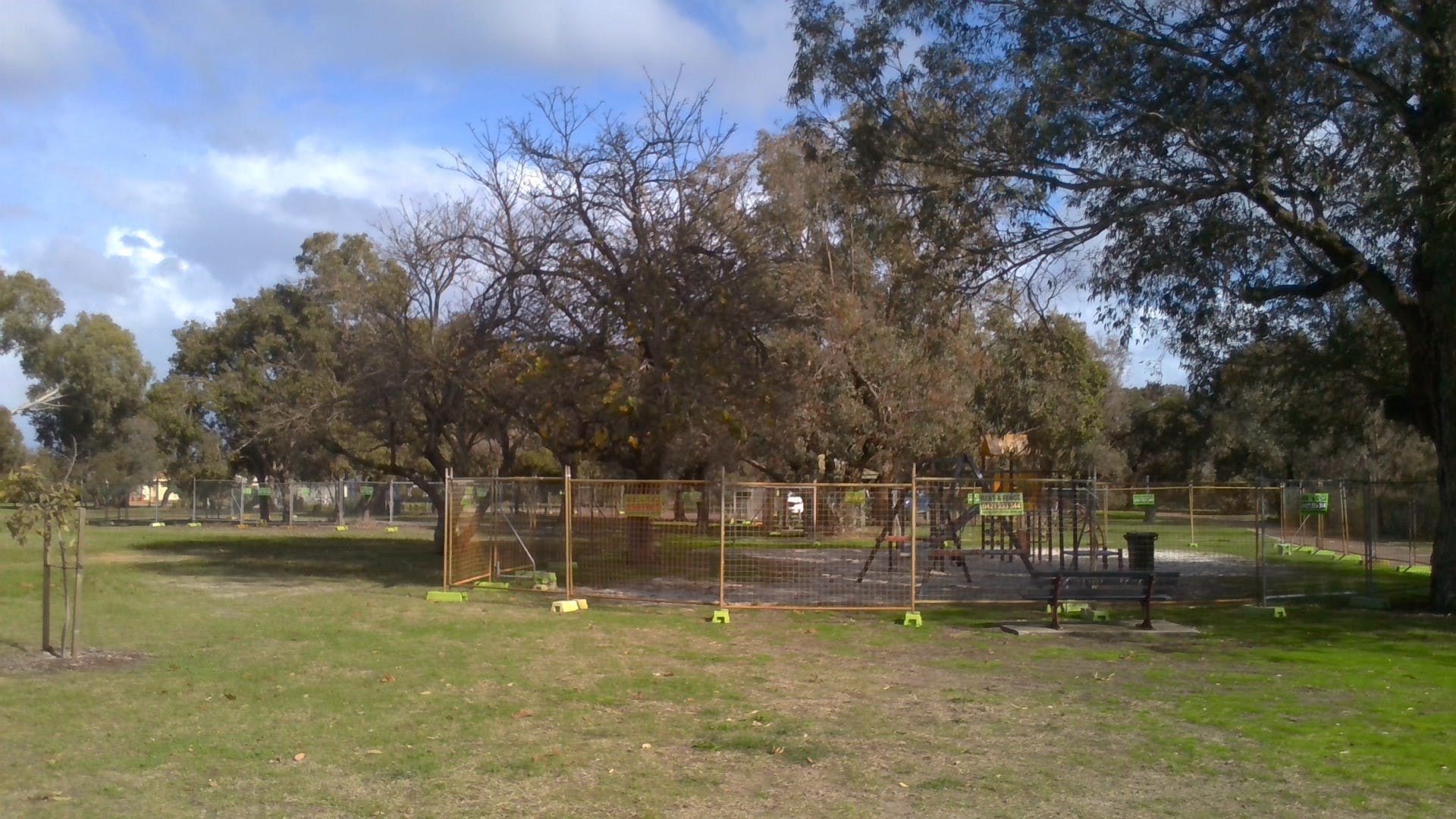 Ferndale Flats progress 4